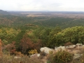 Panoramic overlook